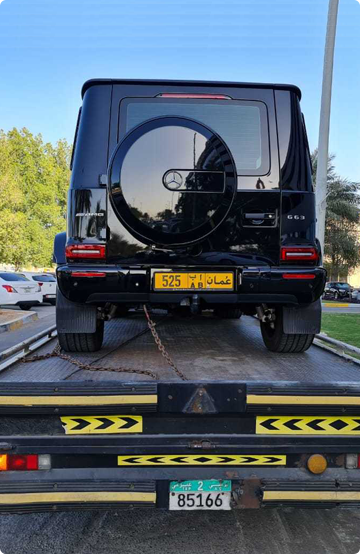 Car Recovery Abu Dhabi