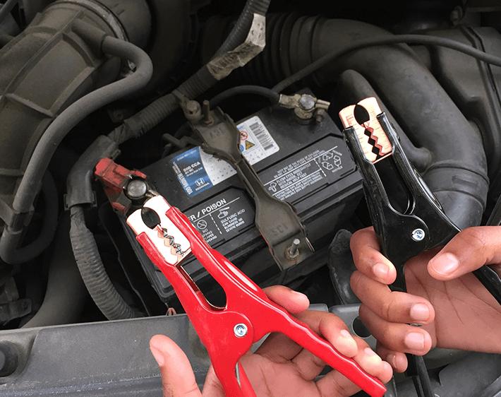 flat battery revival
