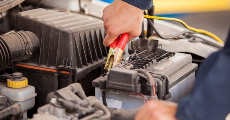 Battery replacement cost